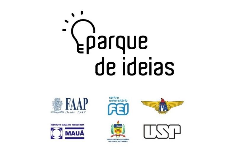 Parque de ideias da Feimec 2018 reúne projetos inovadores de importantes universidades brasileiras