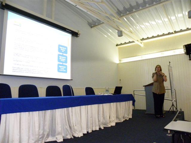Palestra: Agenda 21 de Piracicaba