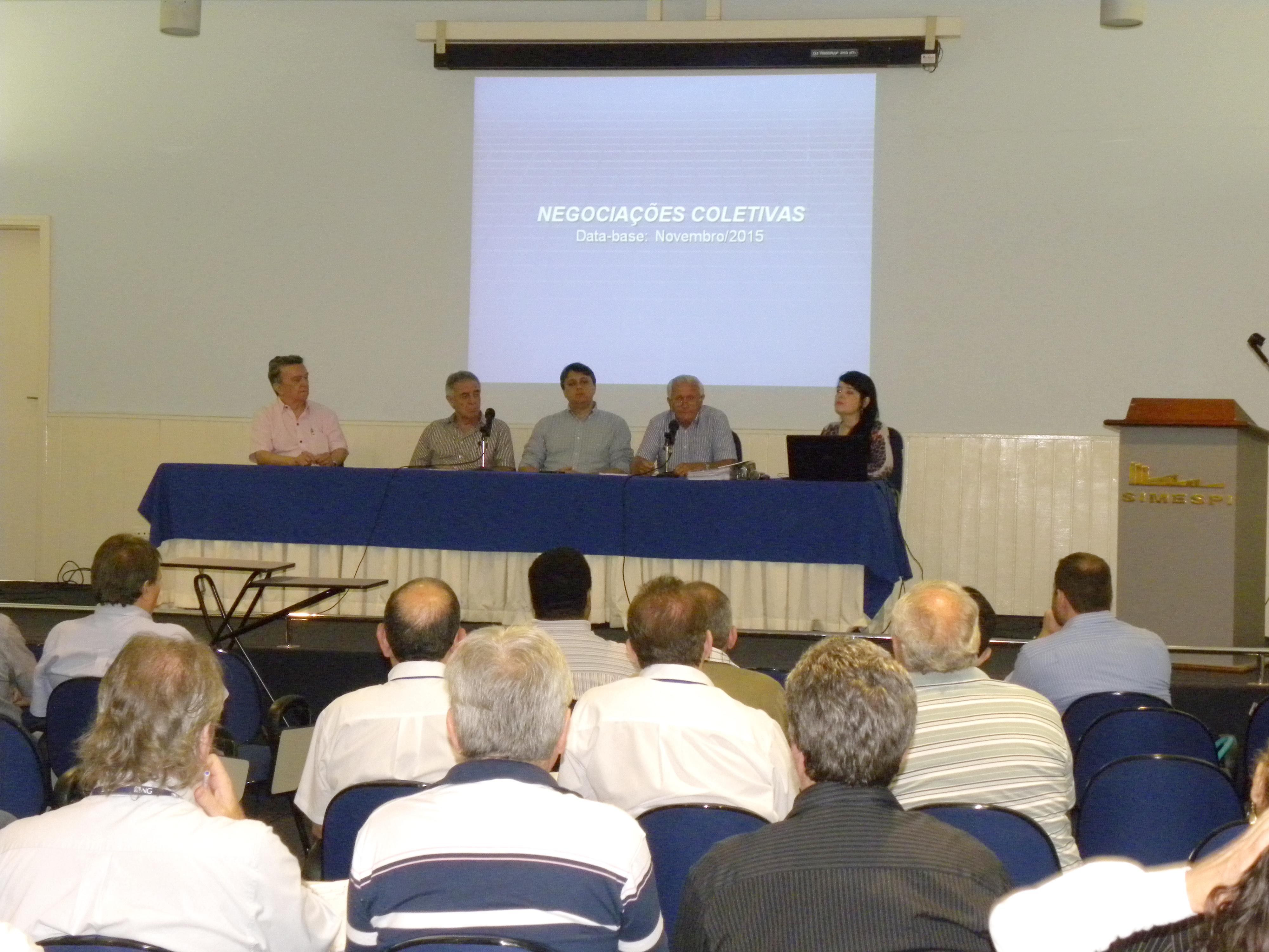 Negociações Coletivas: Simespi reúne empresas associadas em assembleia geral