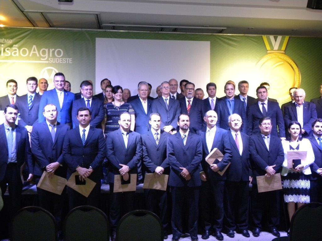Simespi e associadas conquistam Prêmio VisãoAgro 2016