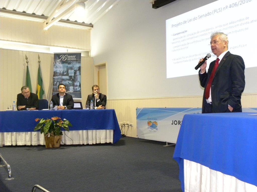 Simespi encerra Jornada Jurídica 2017 com palestra sobre Reforma Tributária