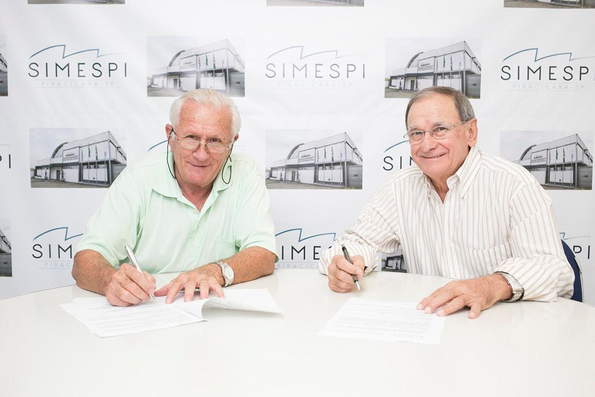 Simespi e Colégio PoliBrasil firmam convênio educacional