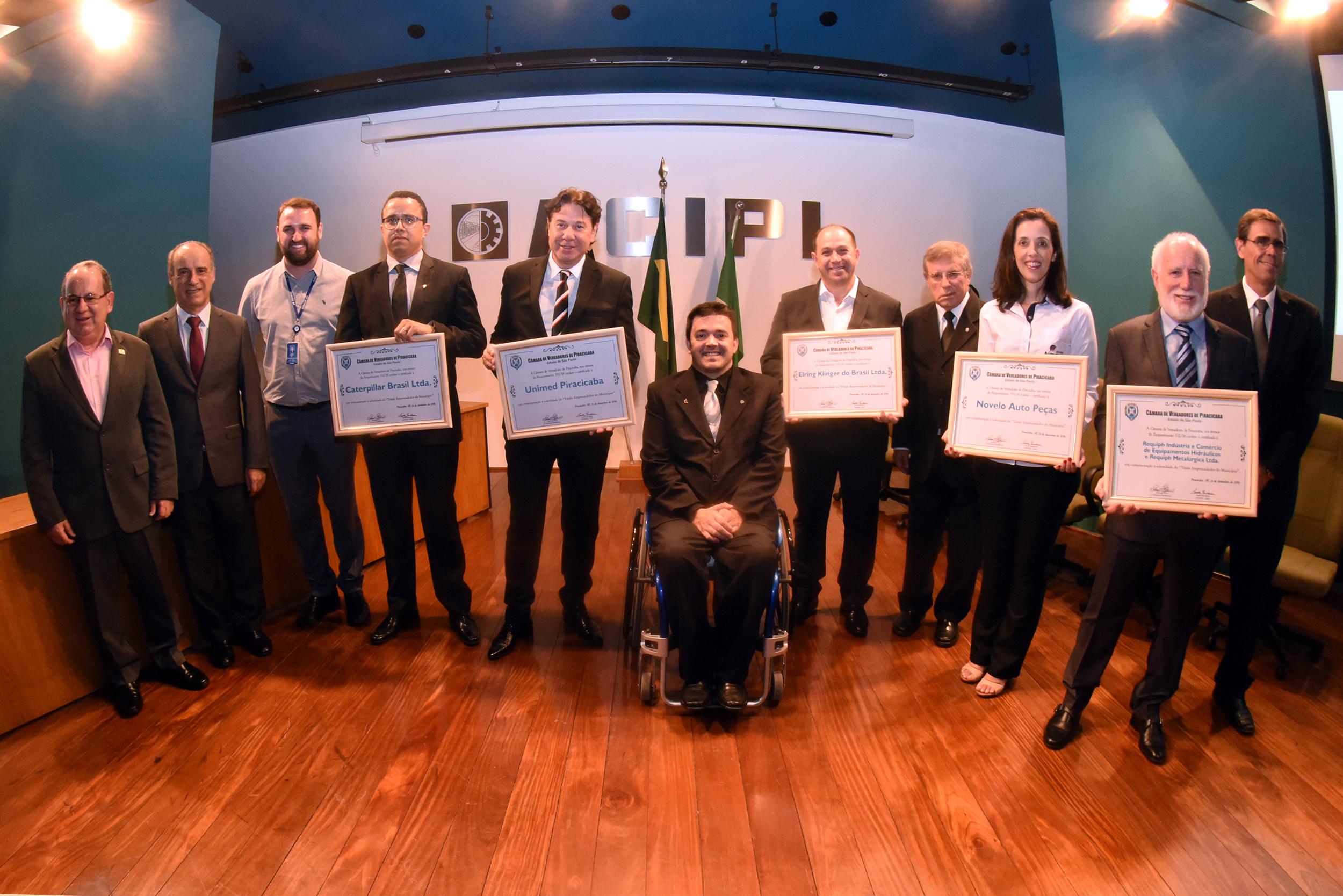 Associadas conquistam Título de Empreendedor do Município 2018