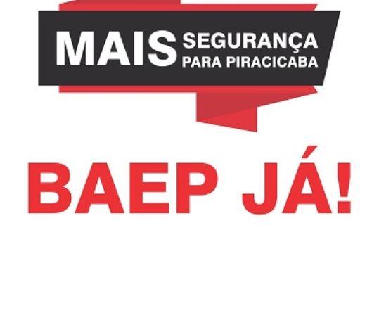 Simespi apoia campanha de arrecadação de assinaturas para instalação do Baep em Piracicaba