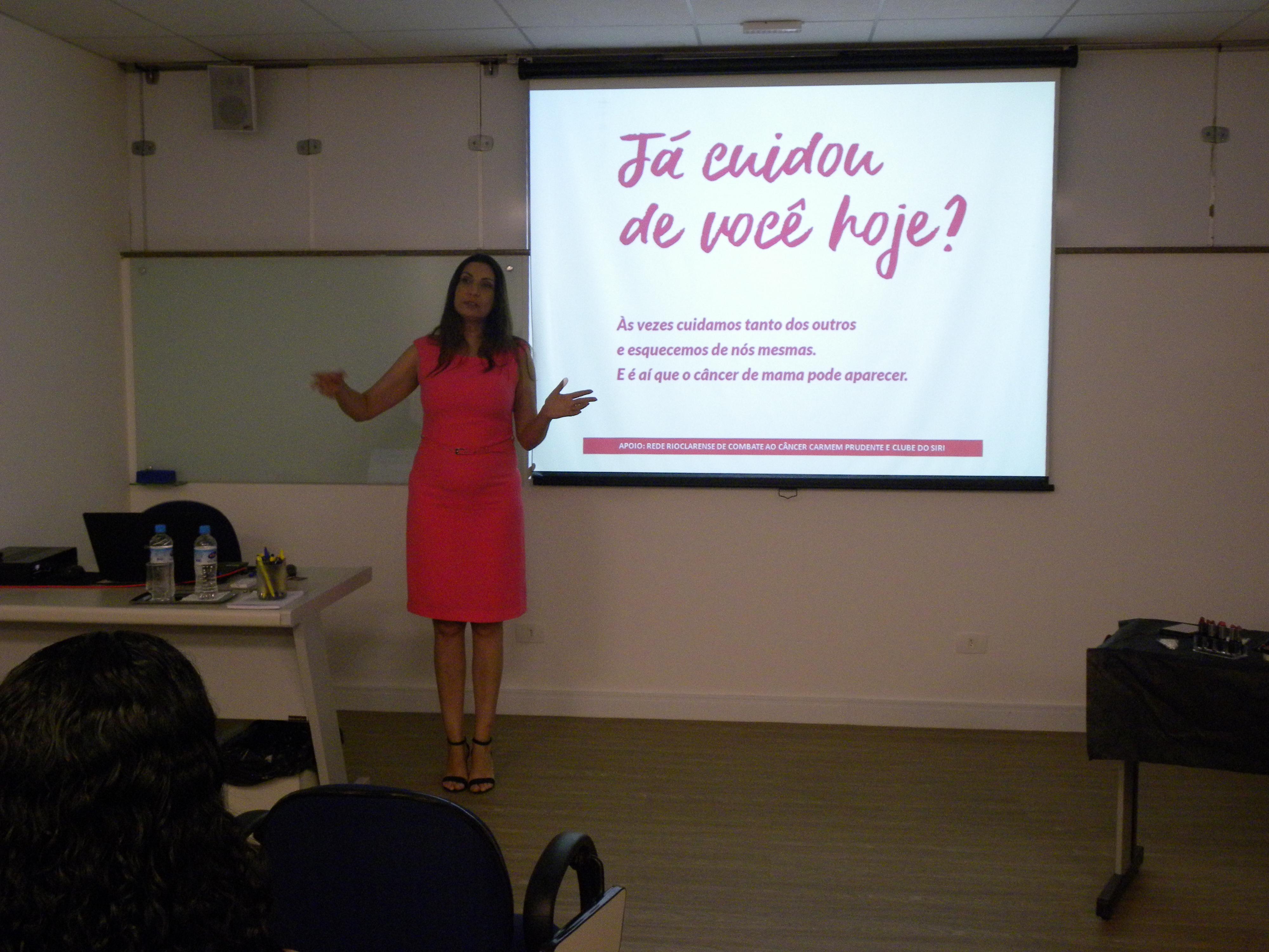 Autoestima feminina e cuidados com a saúde