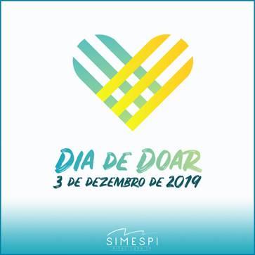 Simespi apoia Dia de Doar