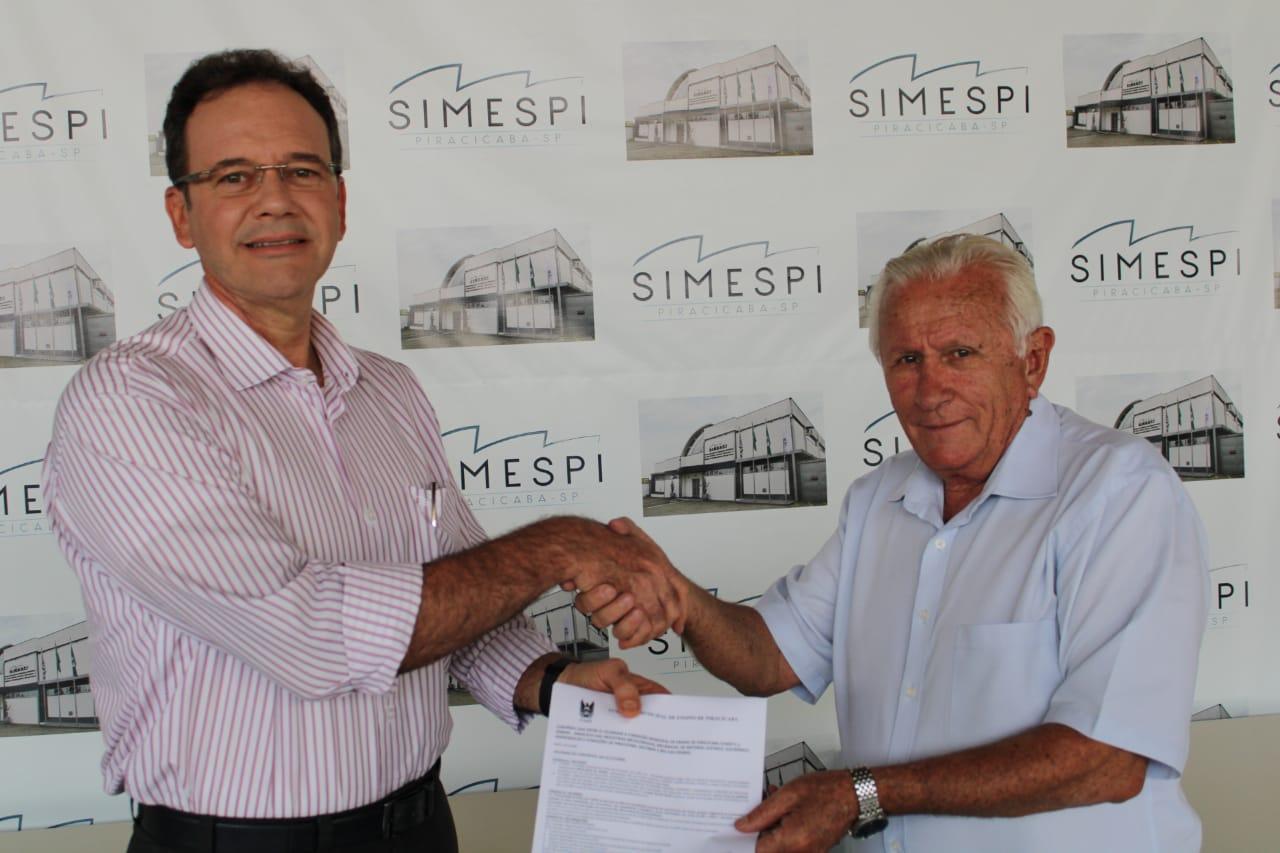 Simespi e Fumep renovam parceria
