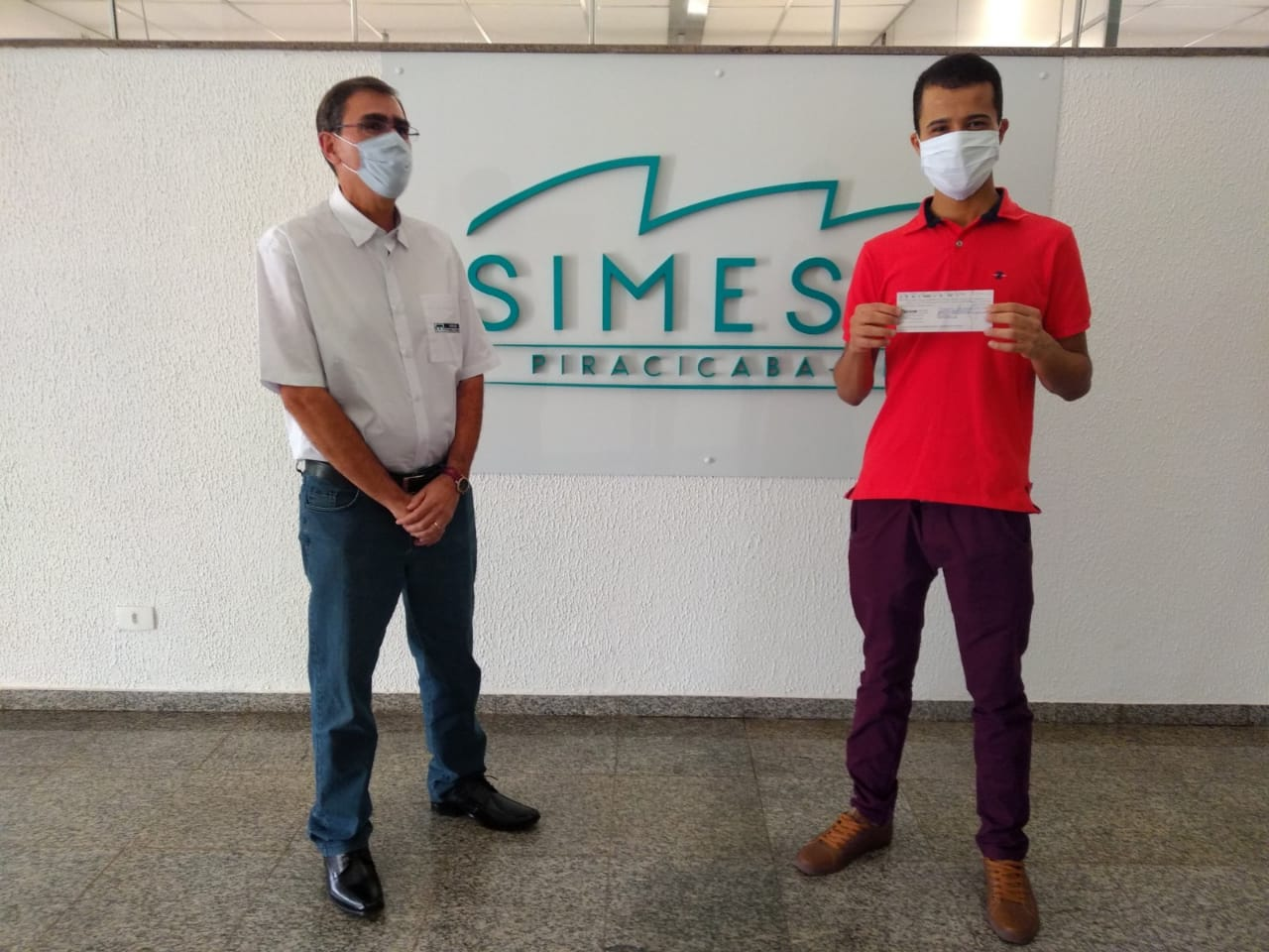 Simespi destaca aluno de curso de bio-combustíveis da Fatec