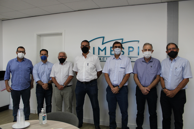 Simespi recebe visita do prefeito eleito Luciano Almeida