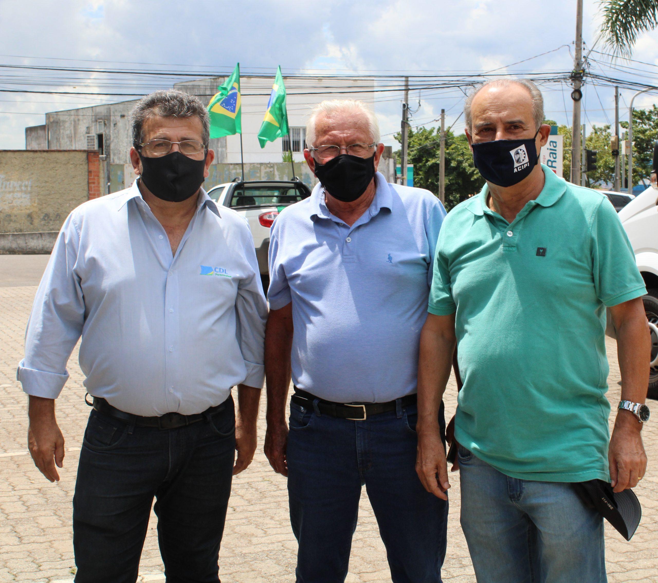 Simespi continua apoiando manifestações contra ICMS-SP