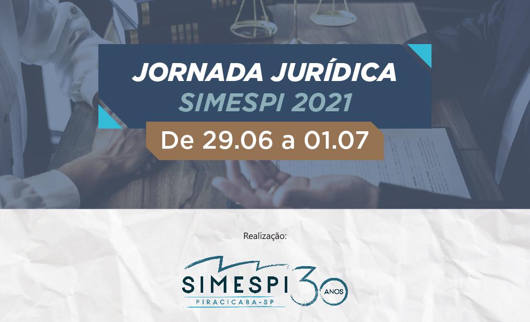 Simespi realiza Jornada Jurídica on-line