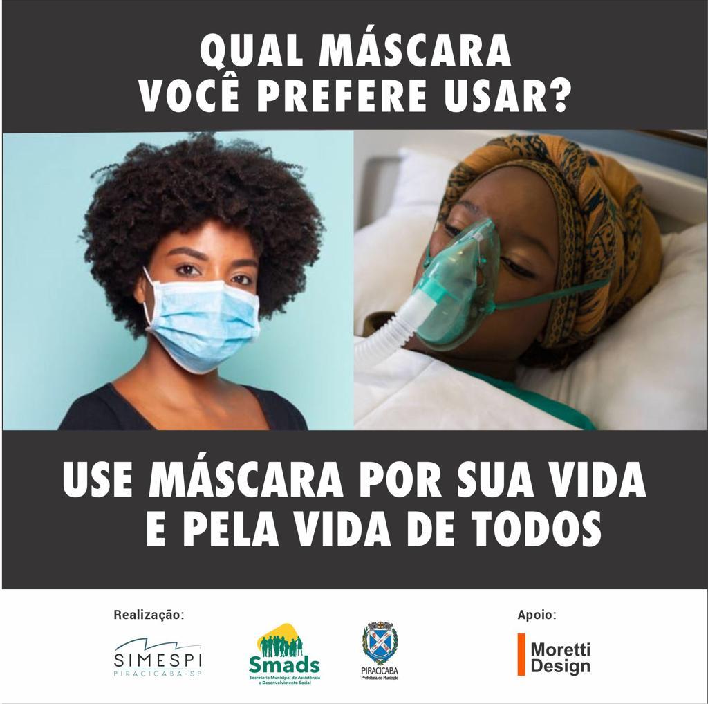 Simespi doa 87 mil máscaras a comunidades